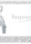 User Manual Respireo Soft Nasal Vented
