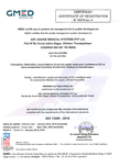 ALMS India ISO13485 Certificate