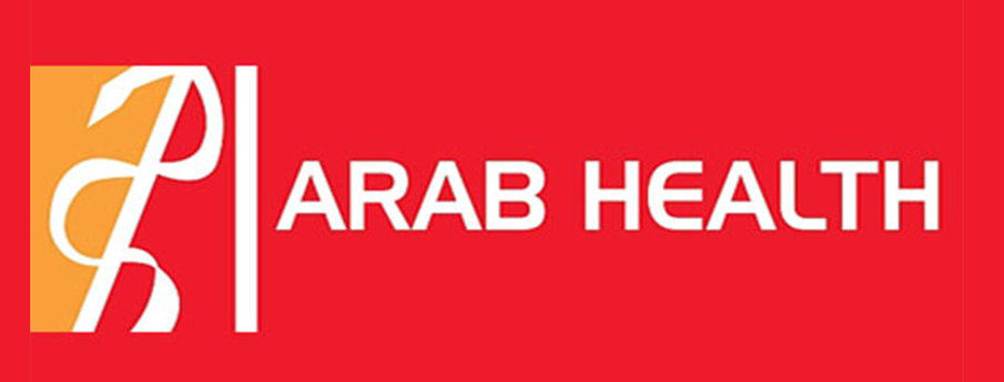 Website banner Arab Health